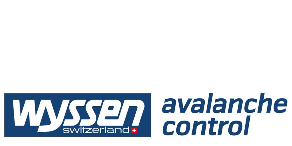 Logo Wyssen Avalanche Control, ÖGSL-Unterstützer | ÖGSL – Österreichische Gesellschaft für Schnee und Lawinen